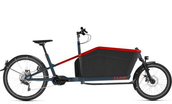 Cube CArgo Sport Hybrid